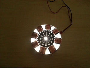 "Iron Man ""Arc Reactor"" - jetzt mit Video ;)"